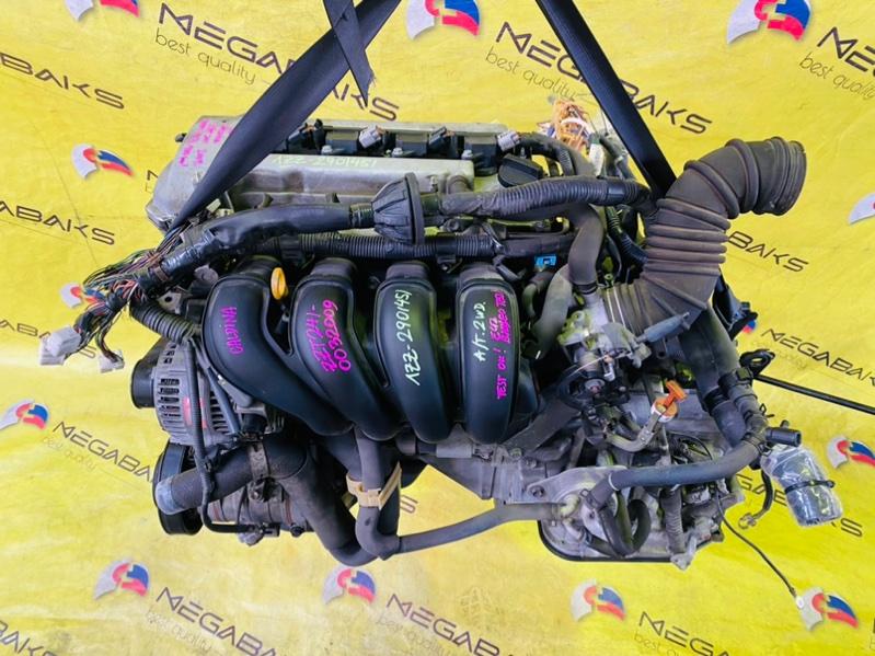 Акпп Toyota Caldina ZZT241 1ZZ-FE 2007 U341E 04A (б/у)