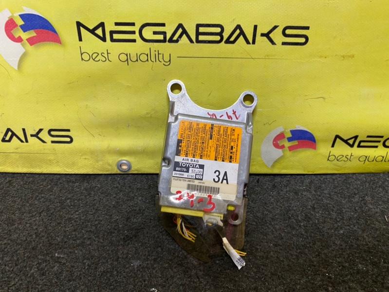 Блок управления airbag Toyota Aqua NHP10 1NZ-FXE 89170-52J30 (б/у)