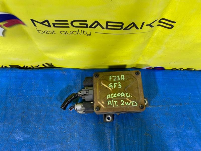 Блок управления рулевой рейкой Honda Accord CF3 F23A (б/у)