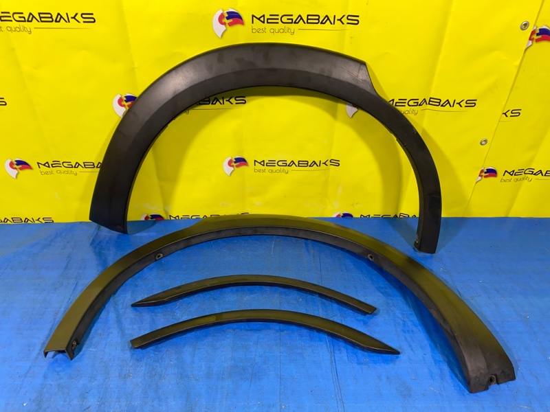 Дефендер Nissan Stagea M35 задний (б/у)