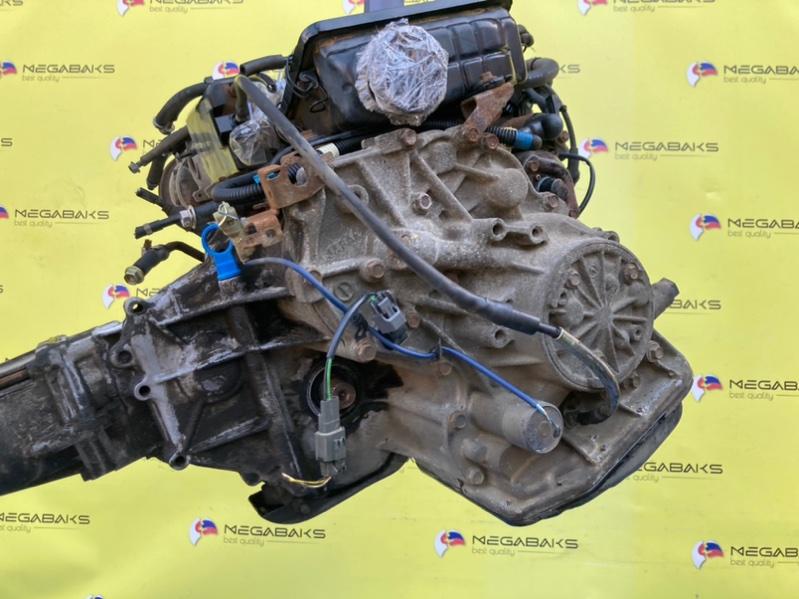 Акпп Subaru Domingo FA8 EF12 TT401PH2AA (б/у)