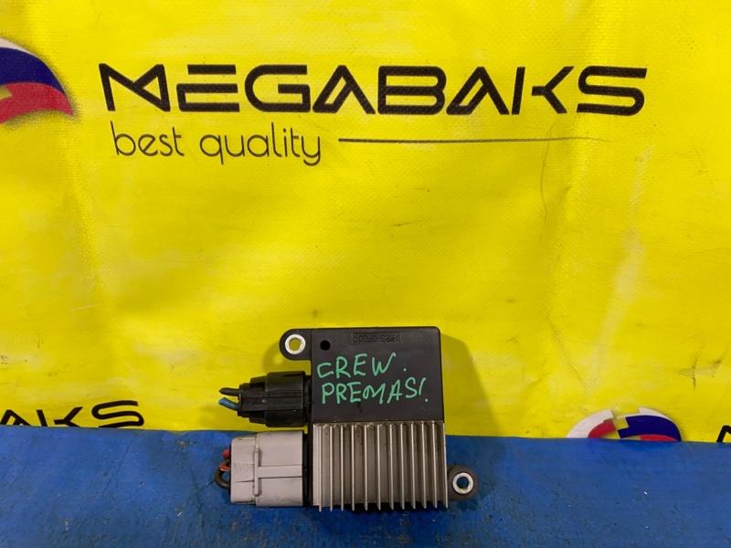 Блок управления радиатором Mazda Premacy CREW (б/у)