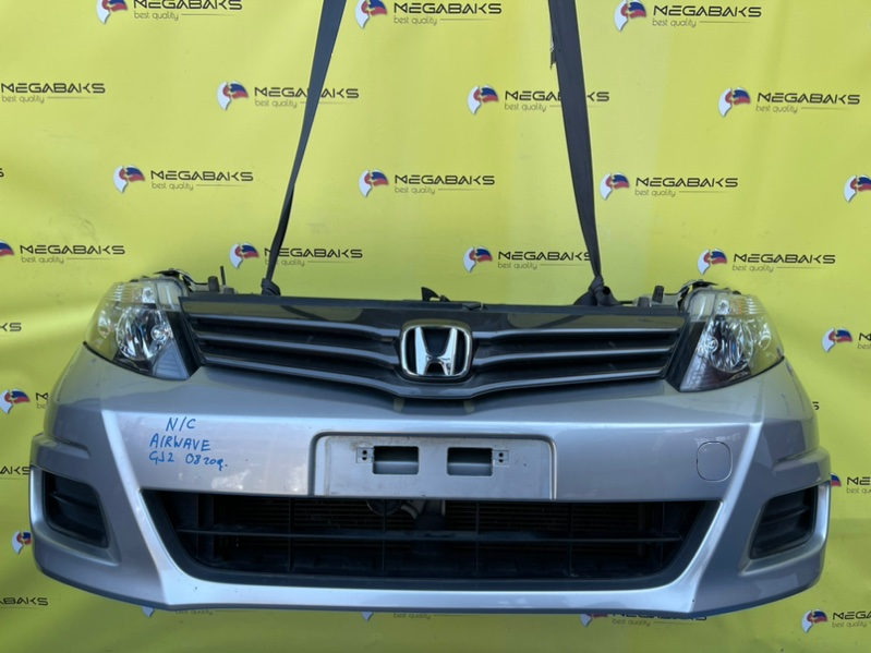 Nose cut Honda Airwave GJ2 L15A ФАРА №100-22591 (б/у)