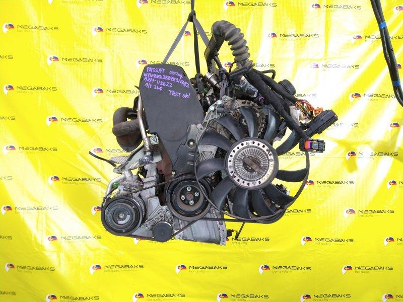 Двигатель Volkswagen Passat 3B3 AZM 2003 113622 (б/у)