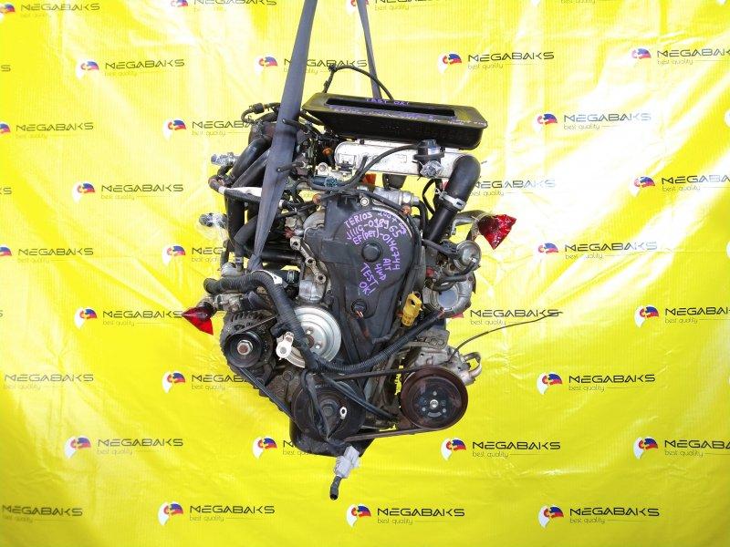 Двигатель Daihatsu Terios Kid J111G EF-DET 2007 0146744 (б/у)