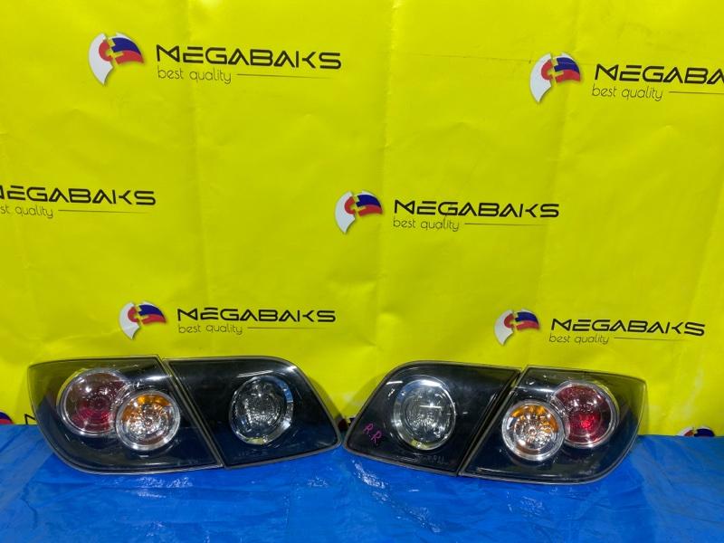 Стоп-сигнал Mazda Axela BKEP P6312, P2913 (б/у)