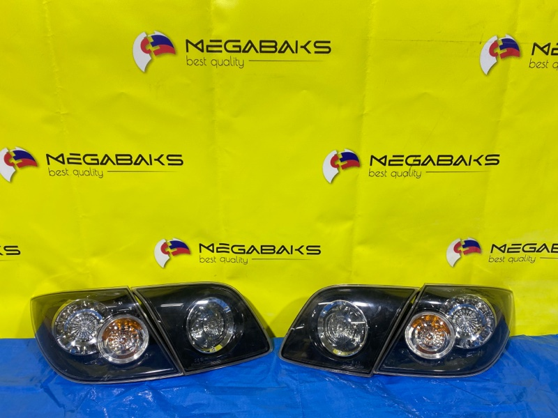 Стоп-сигнал Mazda Axela BKEP P3805, P2913 (б/у)