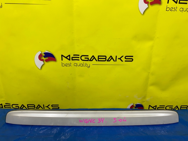 Накладка 5-й двери Nissan Stagea WGNC34 (б/у)