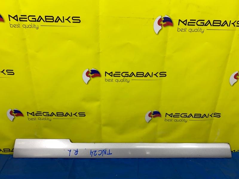 Накладка на крыло Nissan Serena TNC24 задняя левая (б/у)