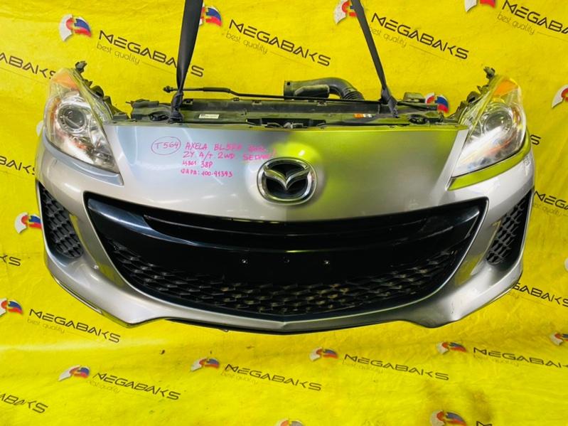 Nose cut Mazda Axela BL5FP ZY-VE 2012 100-41343 (б/у)