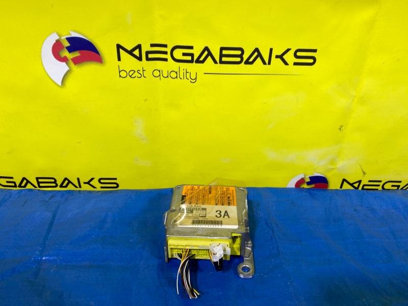 Блок управления airbag Toyota Aqua NHP10 89170-52J30 (б/у)