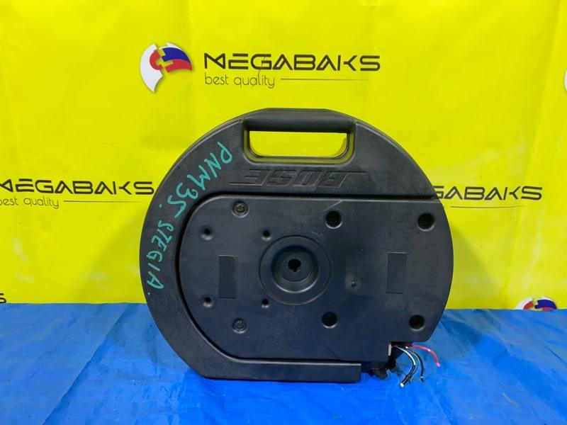 Сабвуфер Nissan Stagea PNM35 28170AQ000 (б/у)