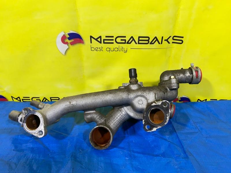 Корпус термостата Mitsubishi Proudia S32A 6G74 (б/у)