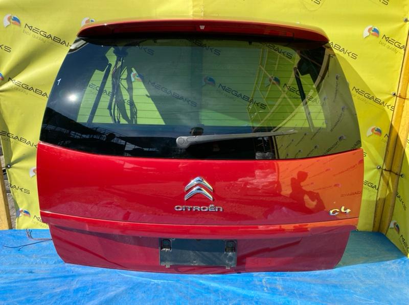 Дверь задняя Citroen C4 Picasso UD CAMERA (б/у)