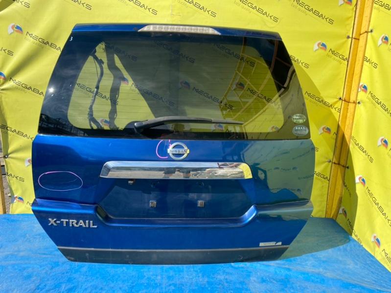 Дверь задняя Nissan X-Trail NT31 (б/у)
