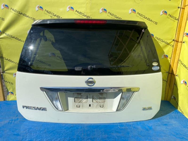 Дверь задняя Nissan Presage TNU31 RIDER (б/у)