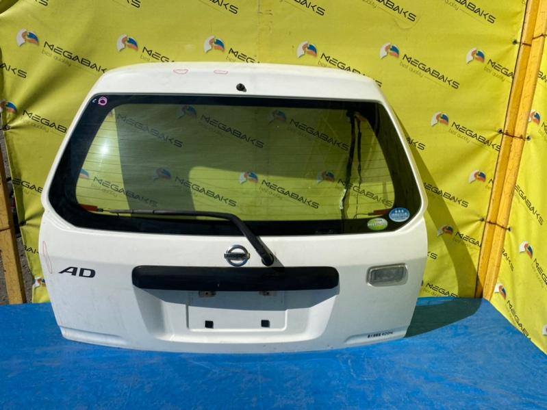 Дверь задняя Nissan Ad VHNY11 (б/у)