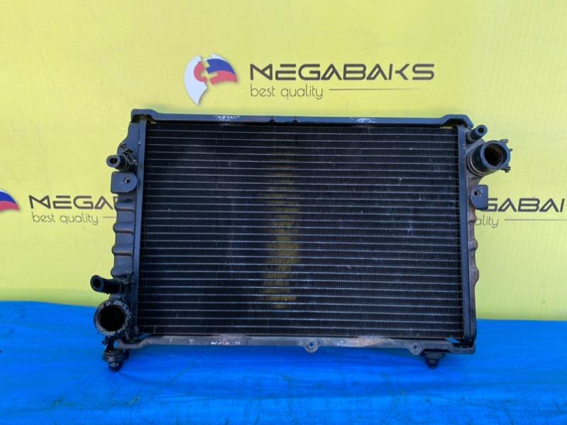 Радиатор основной Subaru Domingo FA8 EF12 (б/у)