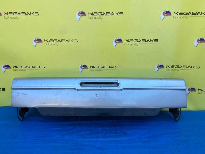 Бампер Subaru Domingo FA8 задний (б/у)