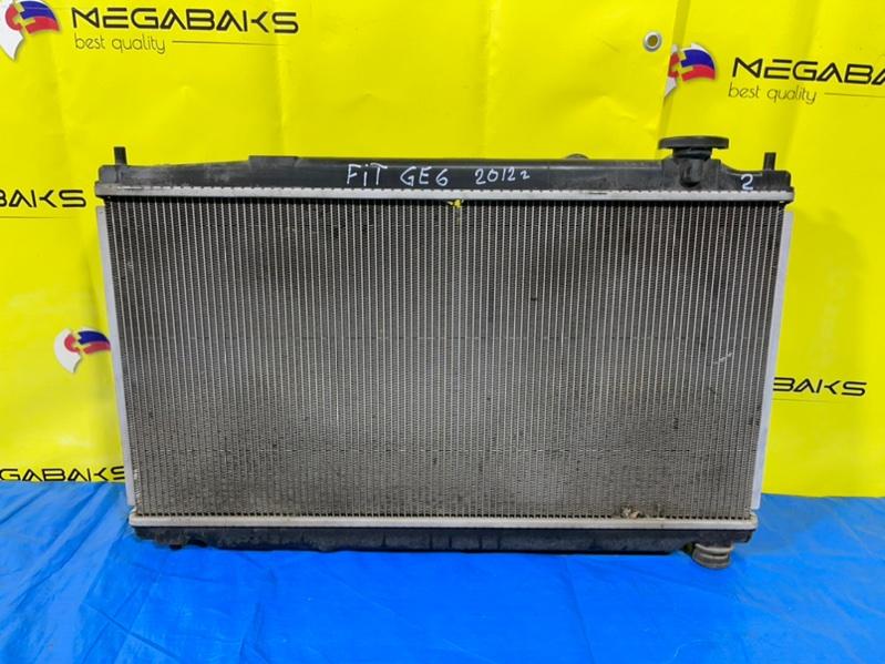 Радиатор основной Honda Fit GE6 L13A 2012 (б/у)
