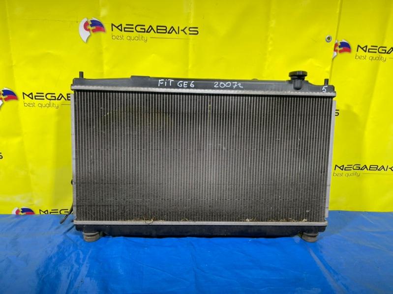 Радиатор основной Honda Fit GE6 L13A 2007 (б/у)