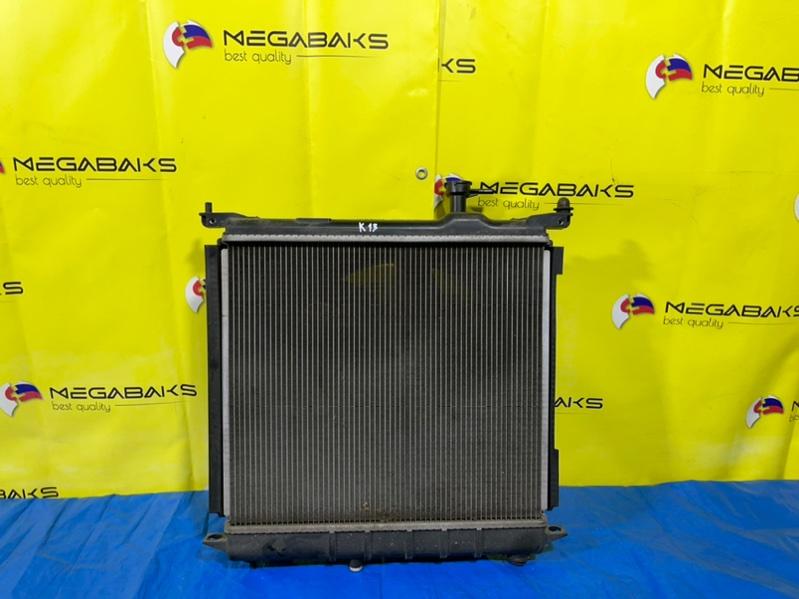 Радиатор основной Nissan March K13 HR12DE (б/у)