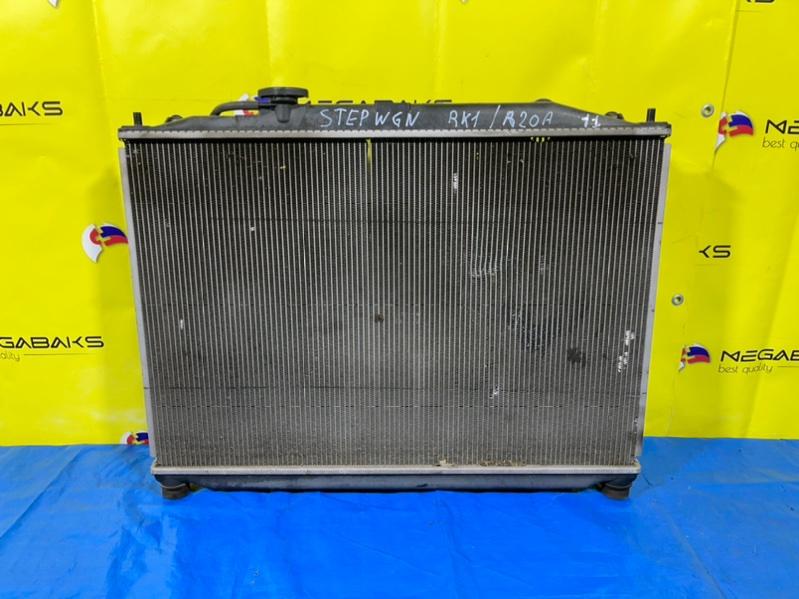 Радиатор основной Honda Step Wagon RK1 R20A (б/у)