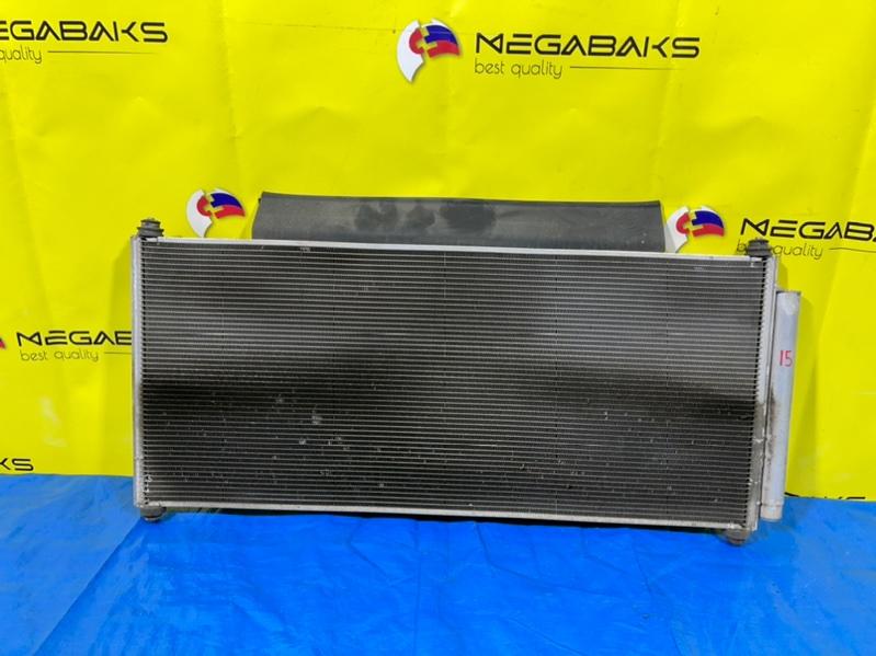 Радиатор кондиционера Honda Fit GE6 2010 (б/у)