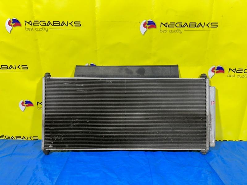 Радиатор кондиционера Honda Fit GE6 2007 (б/у)