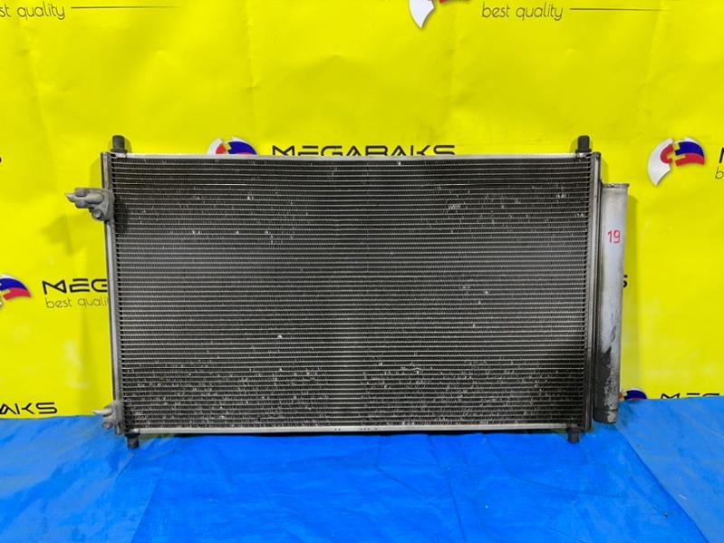 Радиатор кондиционера Toyota Aqua NHP10 1NZ-FXE (б/у)