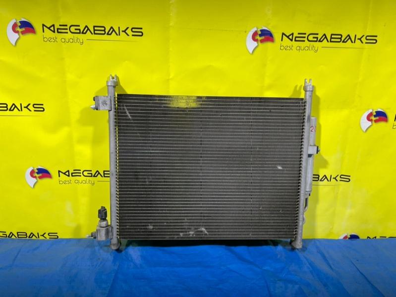 Радиатор кондиционера Nissan March K13 (б/у)