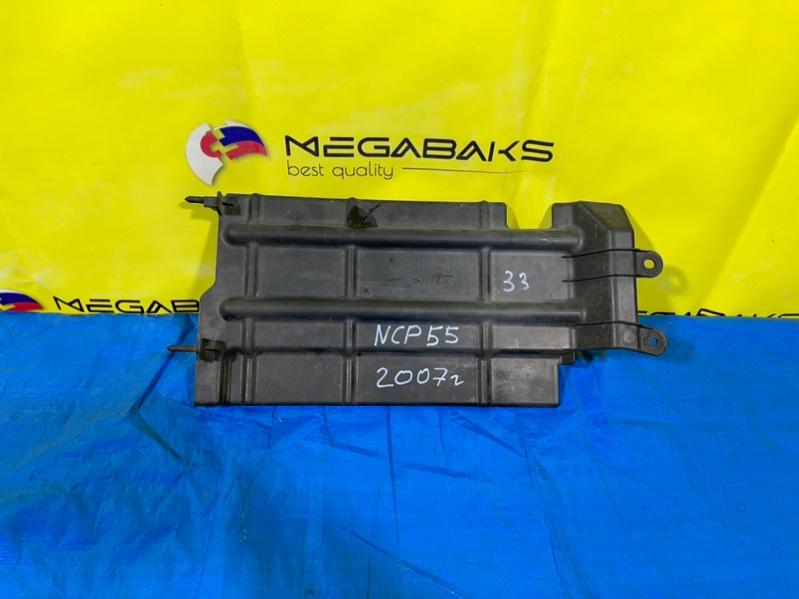 Защита радиатора Toyota Probox NCP55 1NZ-FE передняя правая (б/у)