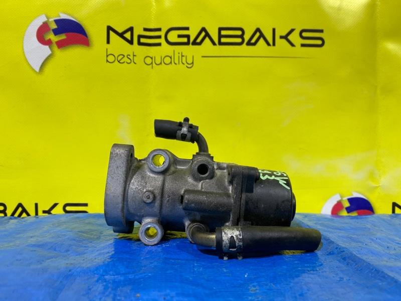 Клапан egr Mitsubishi Pajero Io H76W 4G93 (б/у)