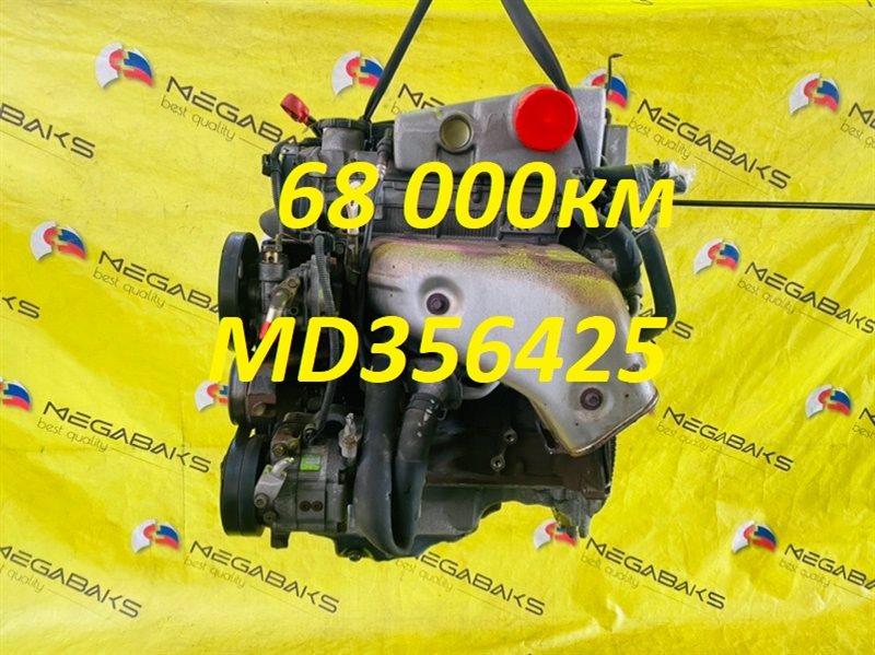 Двигатель Mitsubishi Pajero Io H66W 4G93 1999 KM5896 (б/у)