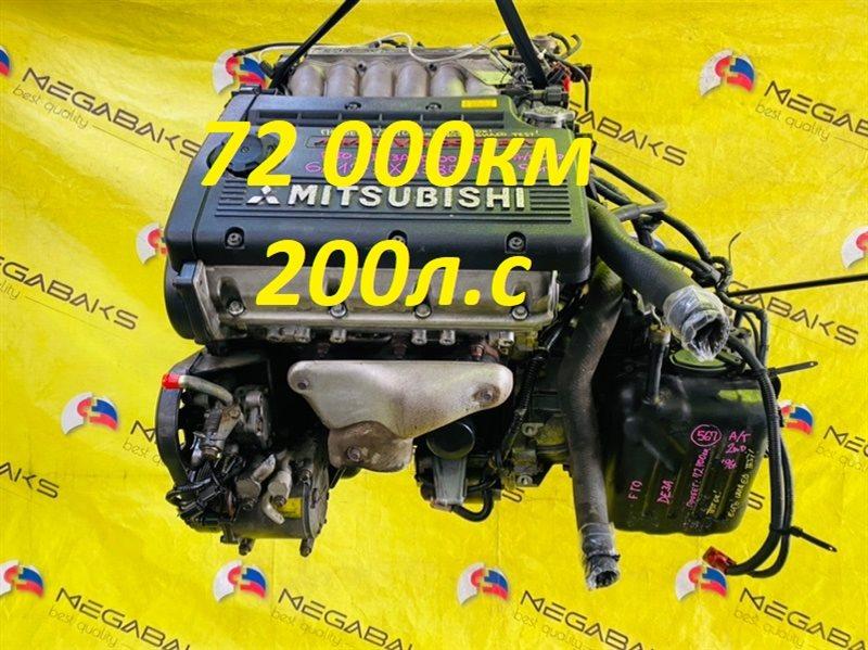 Двигатель Mitsubishi Fto DE3A 6A12 1996 AX1380 (б/у)