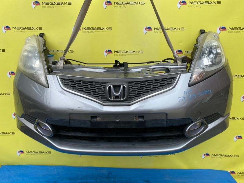 Nose cut Honda Fit GE9 L15A (б/у)