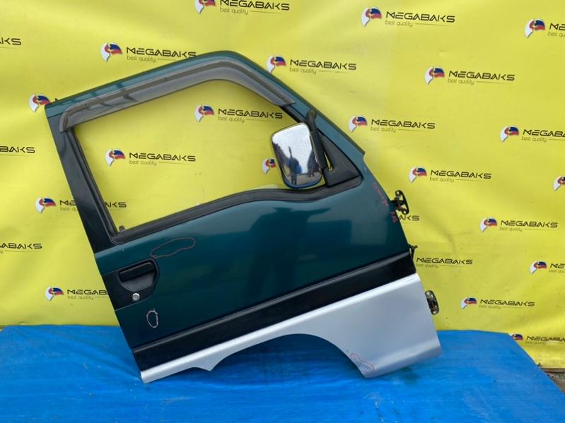 Дверь Subaru Domingo FA8 передняя правая (б/у)