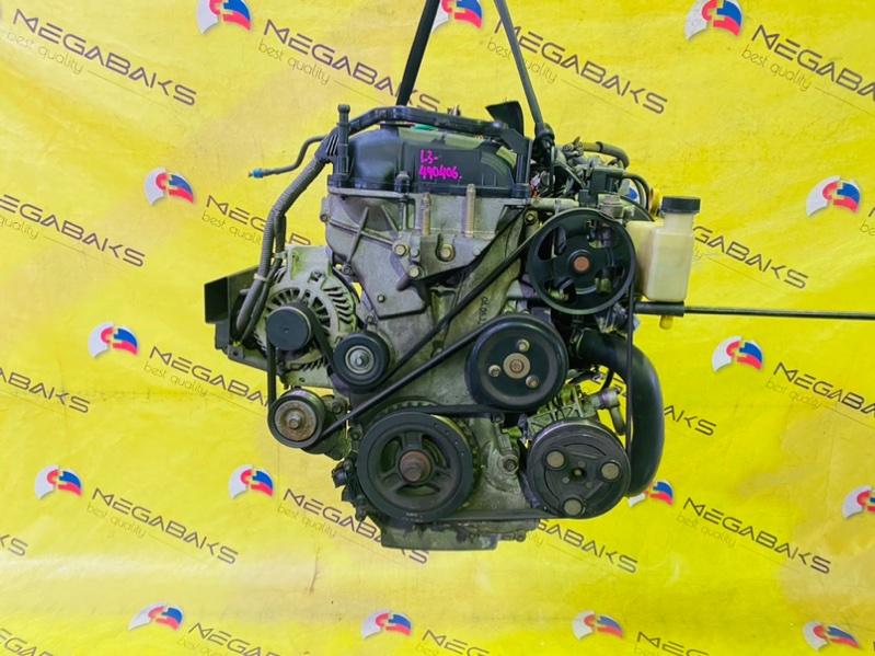 Двигатель Mazda Atenza GY3W L3-VE 2004 490406 (б/у)