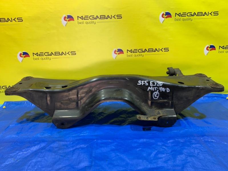 Балка подвески Subaru Forester SF5 EJ20 задняя (б/у)