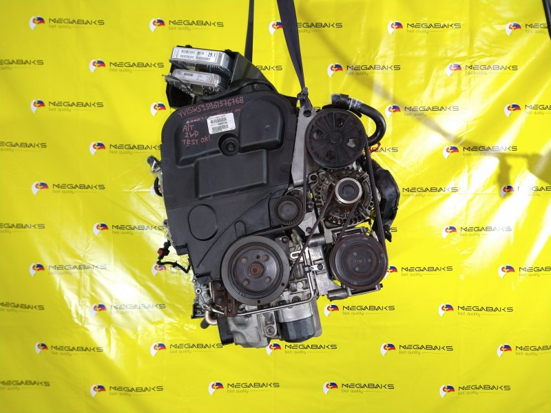 Двигатель Volvo V70 SW59 B5254T2 2006 3885798 (б/у)