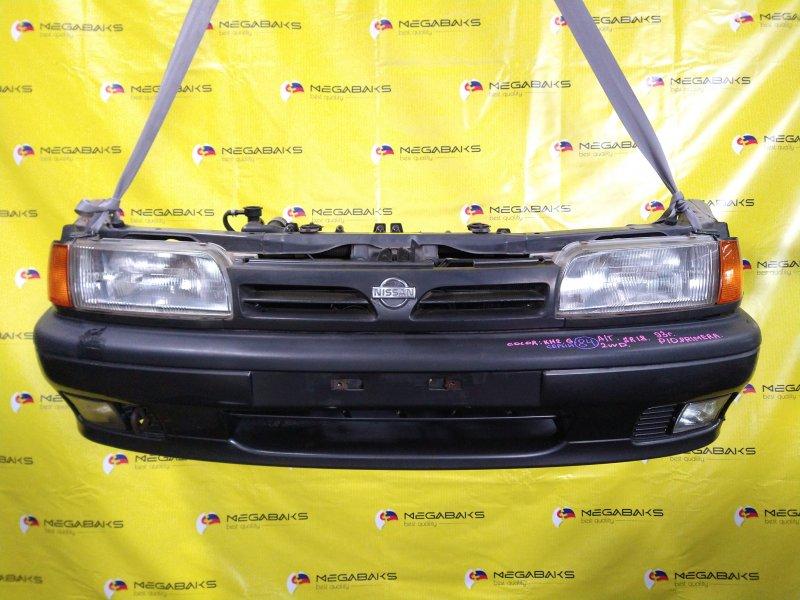 Nose cut Nissan Primera P10 SR18DE 1993 (б/у)