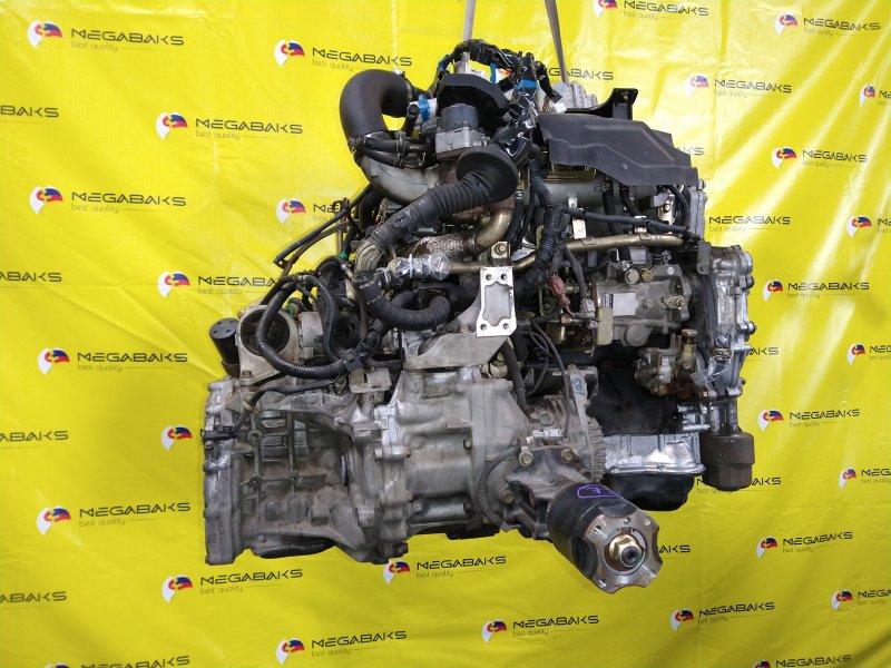 Акпп Nissan Presage VNU30 YD25DDTI 1998 RE4F04A FN37 (б/у)