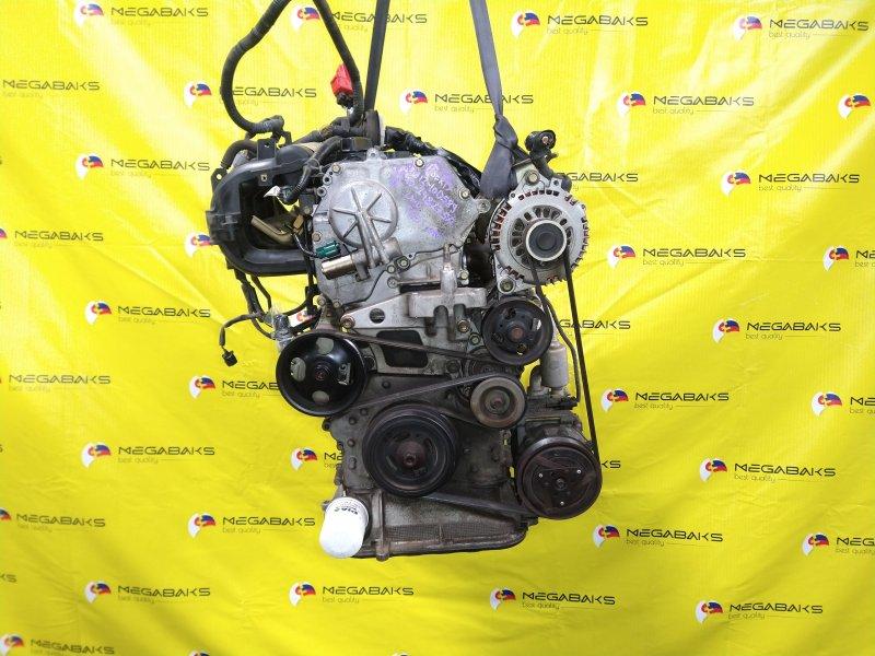 Двигатель Nissan Liberty RM12 QR20DE 2002 248275A (б/у)