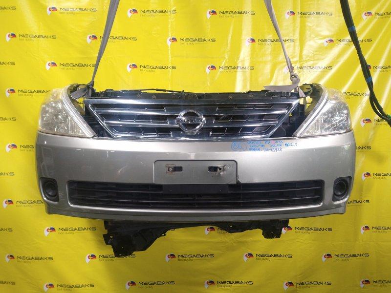 Nose cut Nissan Presage TU31 QR25DE 2004 100-63738 (б/у)
