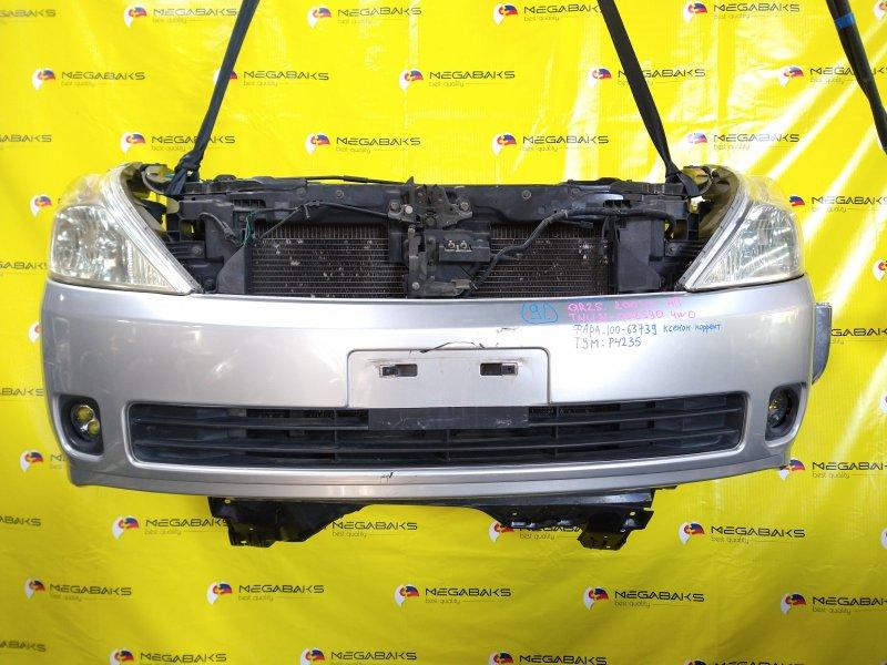 Nose cut Nissan Presage TNU31 QR25DE 2004 100-63739 (б/у)