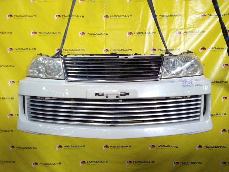 Nose cut Nissan Liberty RM12 QR20DE 2002 1717, RIDER, IIMODEL (б/у)