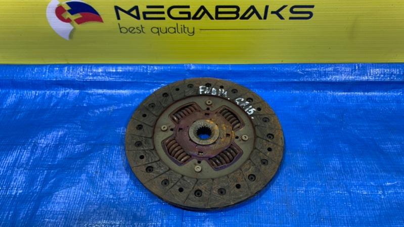 Диск сцепления Nissan Sunny FNB14 GA15DE (б/у)