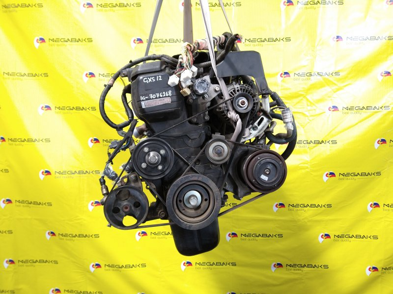 Двигатель Toyota Crown Comfort GXS12 1G-FE 7076268 (б/у)