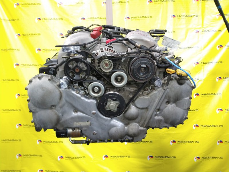 Двигатель Subaru Lancaster BHE EZ30 2001 U032561 (б/у)