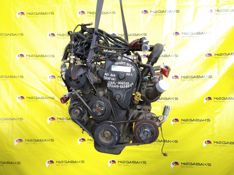 Двигатель Daihatsu Terios Kid J131G EF-DEM 2000 6658074 (б/у)